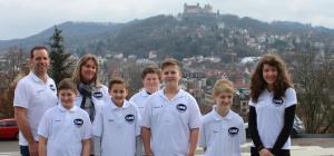 Das GMG-Team bei Jugend forscht 2016